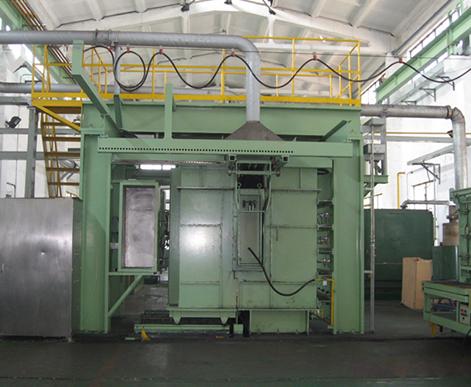300kg电加热试验焦炉
