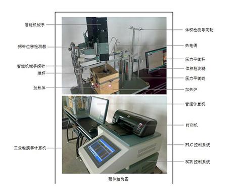 全自动智能机械手胶质层测定仪